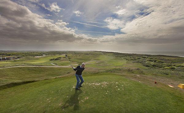 De Domburgsche Golfclub VisitDomburg - foto van de golfbaan