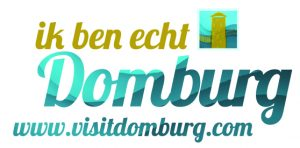 Over Domburg - logo VisitDomburg