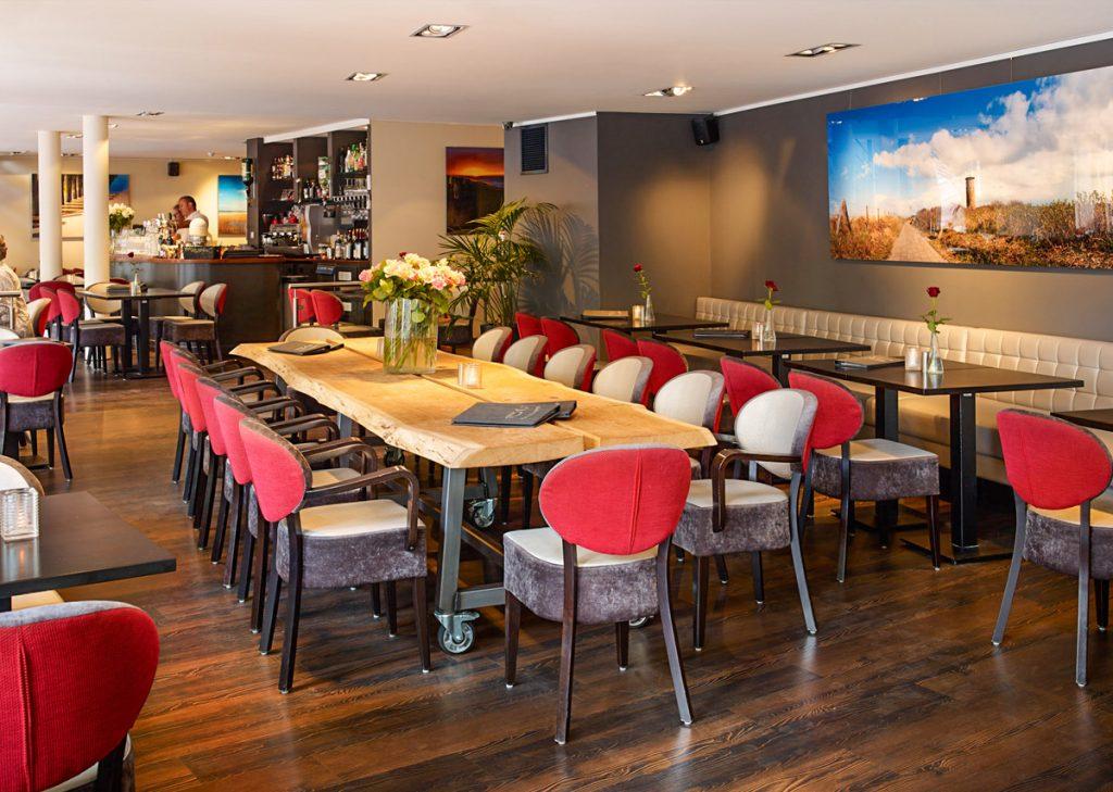 Restaurant Verdi VisitDomburg - foto vanbinnen in het restaurant