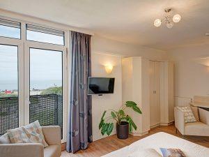 Strandhotel Nehalennia VisitDomburg - foto van hotelkamer
