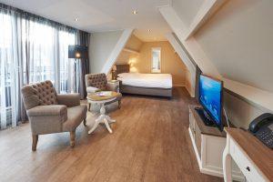 by Juuls hotel Domburg - VisitDomburg - foto van kamer Bij Juuls