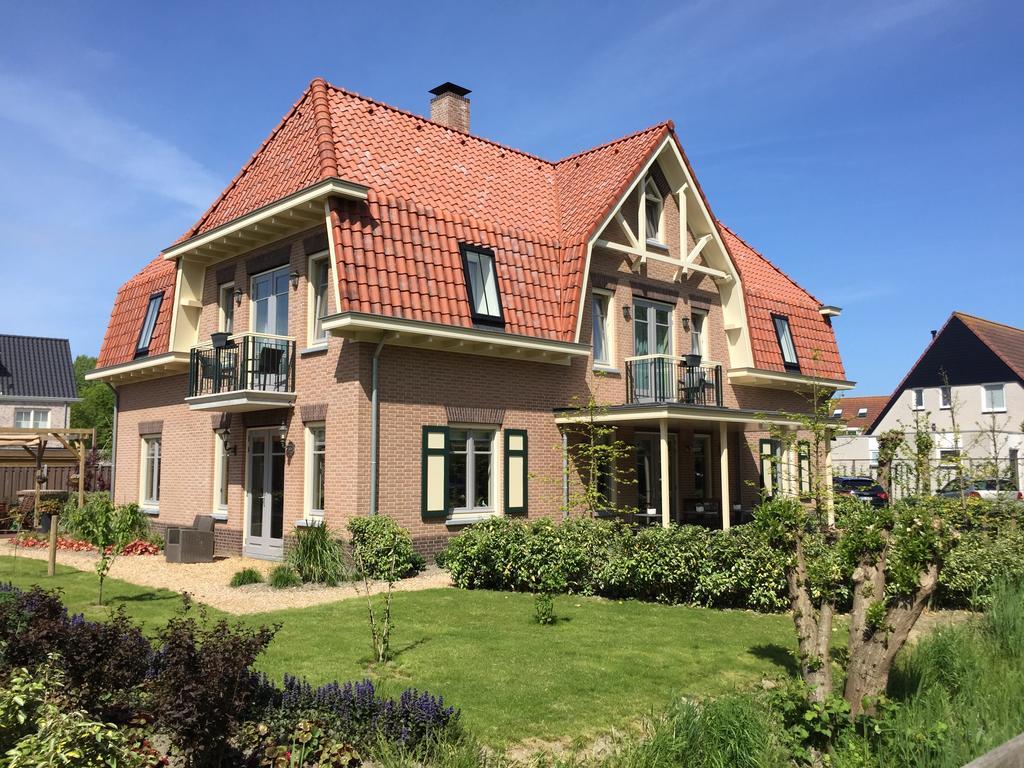 Villa Elisabeth VisitDomburg - foto van de bed en breakfast