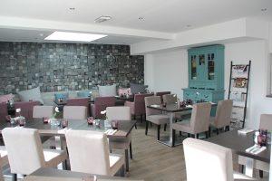 Restaurant Duinlust VisitDomburg - foto van interieur