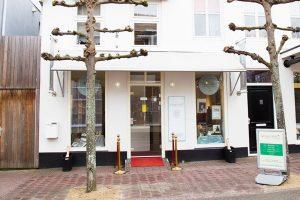 Skincare Center & Luxury Domburg op VisitDomburg - foto van de winkel aan buitenkant
