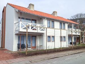 Les Maisons VisitDomburg - foto van buitenkant appartement