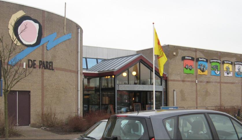 Tom Centrum Domburg - foto van de locatie van het centrum De Parel in Domburg