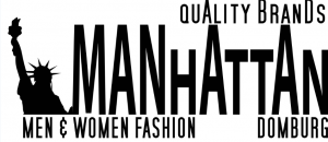 Manhattan Domburg - Logo Manhattan