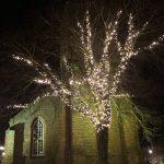 Domburg foto's - Winter sfeerverlichting VisitDomburg op foto
