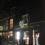 Domburg foto's - sfeerverlichting in Domburg