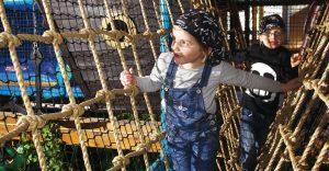 Kinderdagattracties tijdens uw vakantie in Domburg - foto van Arsenaal in Vlissingen