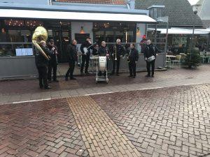 Domburg in de wintermaanden - foto van Time Out Brazz Band in Domburg