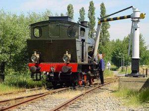 Kinderdagattracties tijdens uw vakantie in Domburg - foto van stroomtrein Goes - Borsele