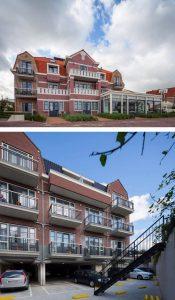 Nominatie voor Hotel- Residentiel Bosch en Zee in Domburg