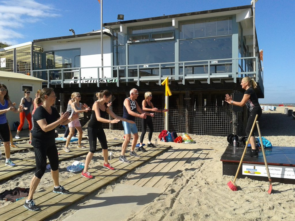Beachfitness met Miriam in Domburg - evenementen in Domburg en blog op VisitDomburg