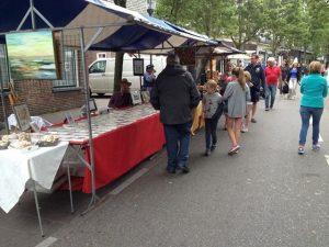 [:nl]Toeristenmarkt in Domburg[:] @ Weststraat, Markt, Ooststraat Domburg