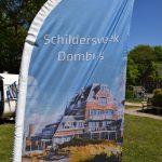 Schildersweek Domburg 2018 - Vlag Schildersweek - VisitDomburg