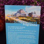 Schildersweek Domburg 2018 - flyer programma - VisitDomburg
