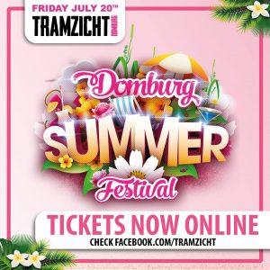 [:nl]Domburg Summer Festival 2018[:] @ Cafe Tramzicht Domburg