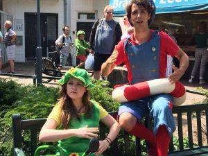 [:nl]Babs & Buddy zomershow[:] @ Markt Domburg
