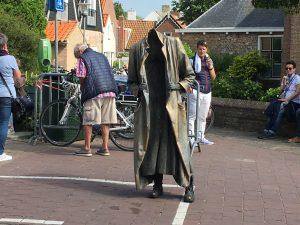 Succesvol Statue Festival Domburg - Statue Jas - evenementen - VisitDomburg