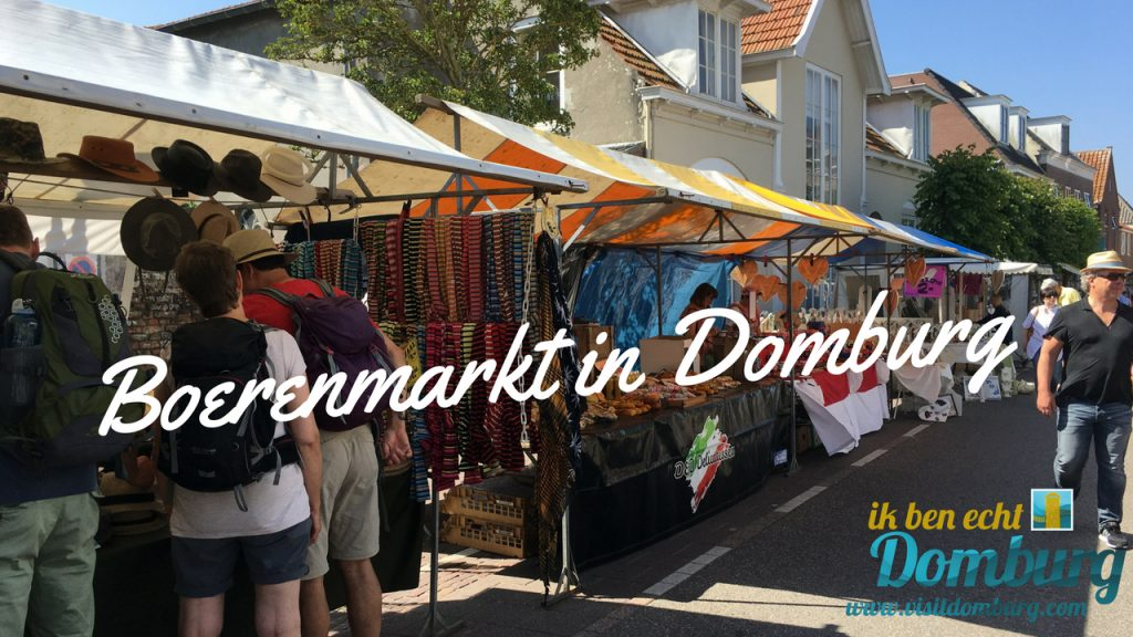Boerenmarkt in Domburg - evenementen - VisitDomburg