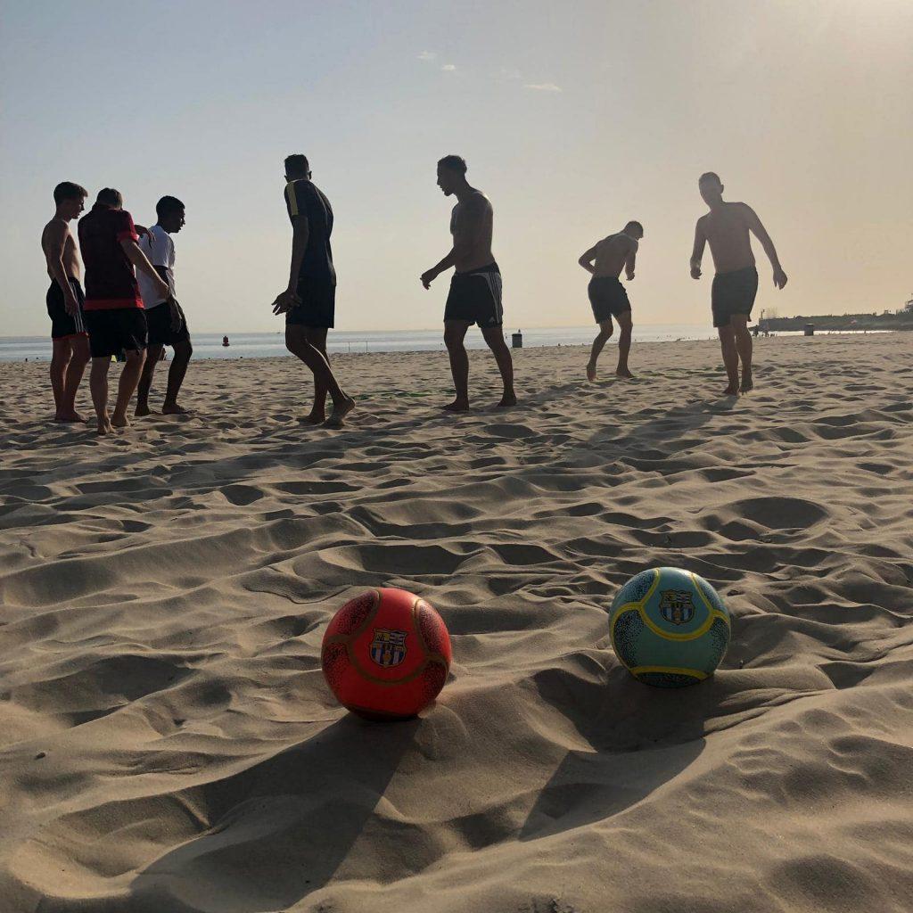 Voetbalclinic op 3 & 17 augustus 2019